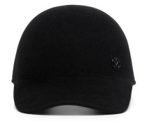 black tiger rabbit felt baseball cap