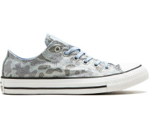 'Chuck Taylor' Sneakers mit Animal-Print