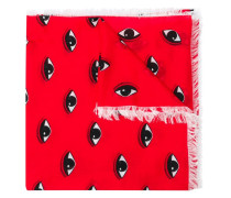 Schal mit Augen