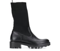 Halbhohe Sock-Boots