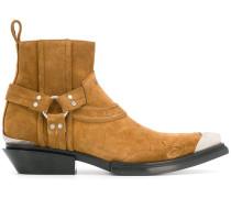 'Santiag' Stiefel mit Harness