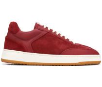 Etq. Wildleder-Sneakers mit Kontrastsohle