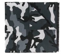 Schal mit Camouflage-Print