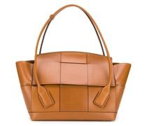 Shopper mit Oversized-Intrecciato-Muster