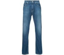 regular straigh leg jeans
