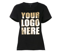 'Your Logo Here' T-Shirt