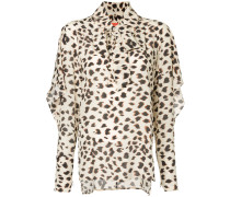 'Cheetah' Bluse