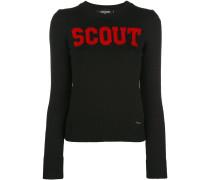 """Pullover mit """"Scout""""-Schriftzug"""