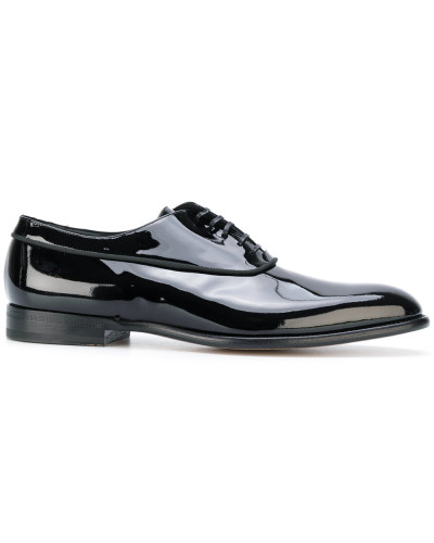 Oxford-Schuhe mit Paspelierungen