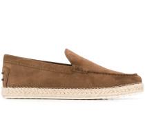 Klassische Espadrille-Loafer