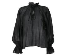 'Basalt' Bluse