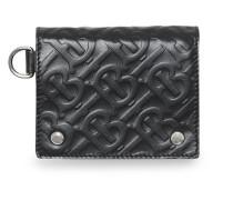 Portemonnaie mit Monogramm
