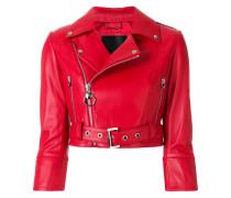 Carolyn Flynn Leather Biker jacket