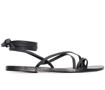 Morfi leather sandals