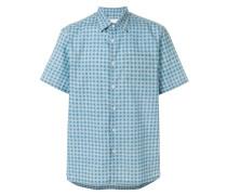 printed oversized shirt