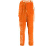 Willa corduroy cropped trousers