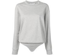 Body mit Pullover