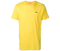 T-Shirt mit Logostreifen