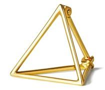 Dreieckiger Ohrring 15