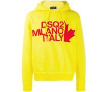 'Milano Italy' Kapuzenpullover