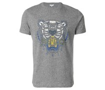 T-Shirt mit Logo-Motiv
