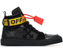 'Industrial' High-Top-Sneakers