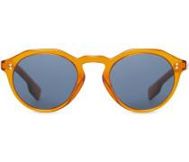 Runde 'Keyhole' Sonnenbrille