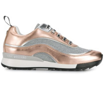 Lurex-Sneakers