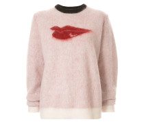 'Hot Lips' Pullover