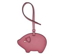 Schlüsselanhänger im Schweinchen-Design