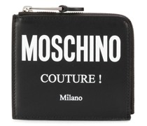 "Portemonnaie mit ""Couture""-Logo"