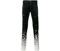 paint detail jeans