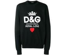 'Royal Love' Sweatshirt