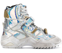 'Retro Fit' High-Top-Sneakers