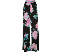 Marley floral print trousers
