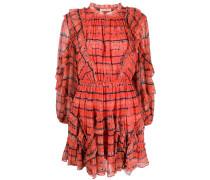 'Aberdeen' Kleid mit Rüschen