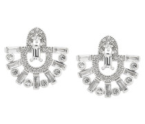 Runa fan earrings
