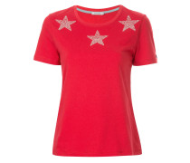 T-Shirt mit Sternmotiv