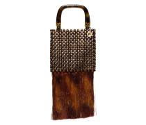 'Marv' Handtasche in Perlenoptik