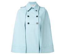 trench cape coat