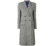 midi buttoned coat
