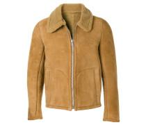 Jacke aus Lammleder