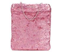 Handtasche mit Pailletten