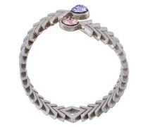 'Solar' Ring aus Sterlingsilber