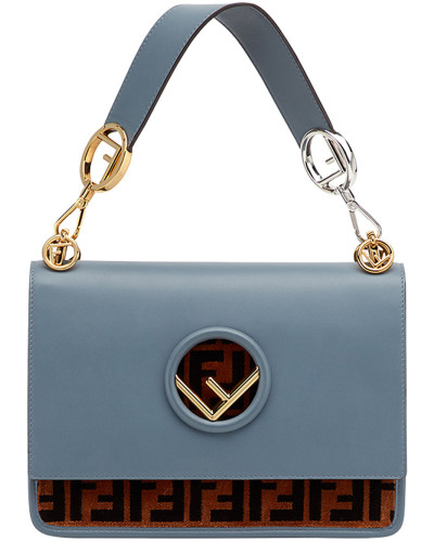 Fendi Damen Kan I F shoulder bag Billig Verkauf 2018 jaXg6u
