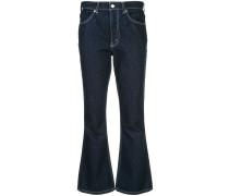 x Chloë Sevigny wide-leg jeans