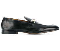 Penny-Loafer im Used-Look
