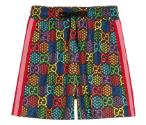 "Shorts mit ""GG Psychedelic"" Print"