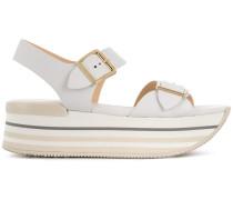 H294 platform sandals