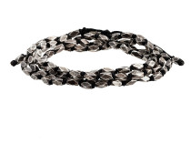 Silberarmband mit Perlene